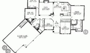 pics photos ranch style house plans angled garage building plans