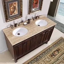 27 Inch Bathroom Vanity Captivating 55 Inch Double Sink Vanity 55 Inch Bathroom Vanity