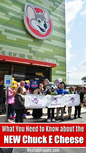 gift your an experience with chuck e cheese s