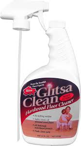 amazon com glitsa clean hardwood floor cleaner 32oz spray home