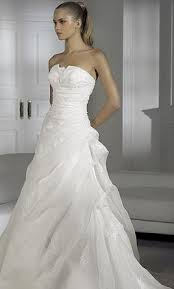 wedding dresses 2010 pronovias hechizo 2010 500 size 8 used wedding dresses