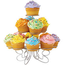 cup cake stands wilton cupcakes n more 13 count small dessert stand plastic