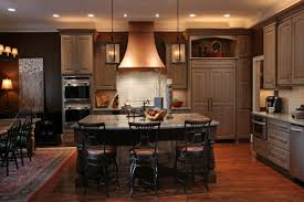 kitchen stories warm and rustic kitchen remodel
