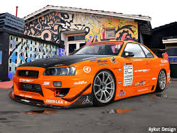 nissan skyline r34 custom nissan skyline google search machines pinterest skyline
