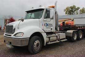 2007 freightliner columbia cl120st semi truck item h7954