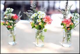jar flower arrangement flower arrangements in jars for wedding 1 jar floral
