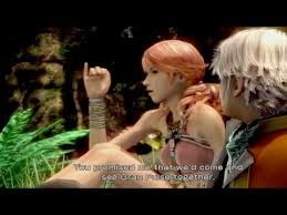 vanille in final fantasy wallpapers ffxiii chapter 11 cutscene vanille and hope cut eng final