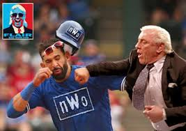 Ric Flair Memes - 29 best memes of jose bautista knocked out by rougned odor sportige