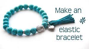 beading elastic bracelet images Make a stretch elastic bracelet best tips jpg