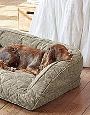 comfortfill couch dog bed orvis comfortfill couch dog bed orvis