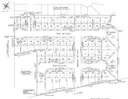 Plot Map Spring Wood Plot Map Roebuck Doguet Builders