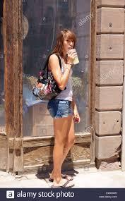 teen teenager street woman female people candid las vegas new