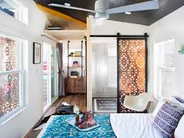 Best Tiny House Design Tiny House Big Living Hgtv