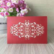 Pocket Card Invitation Online Buy Wholesale Blue Pocket Wedding Invitations From China