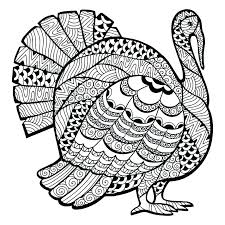 Thanksgiving Turkey Colors Turkey Color Page Thanksgiving Color Pages Printable Free