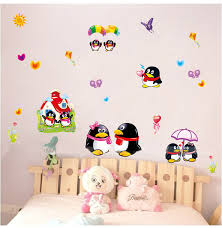 Cute Animal Home Decoration Wall Stickers For Kids Rooms Islamic - Cheap wall stickers for kids rooms