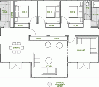 small efficient house plans economy house plans energy efficient small home plan