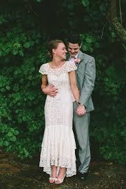 Backyard Wedding Dress Ideas Colourful Handmade Backyard Wedding Featuring A Trip To The