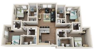 4 bedroom apartments home orion on orpington apartments orlando