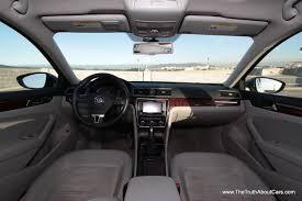 2012 volkswagen passat sel 2 5 interior dash and front seats