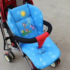 carrello a cuscino d accessorio pad bambino carrello cuscino sedile auto bambino