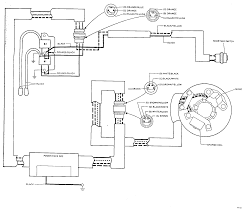 starter crank fuel shutoff solenoid wiring at starter motor