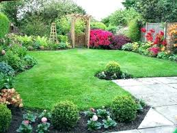 Garden Boarder Ideas Unique Garden Border Ideas Bartarin Site