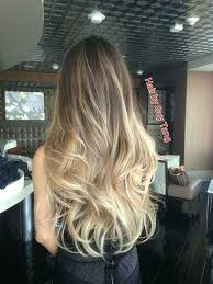 does hair look like ombre when highlights growing out make sure that the highlights are not done in the roots but have