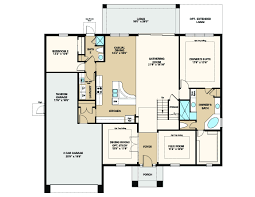 tradewinds floor plan at cypress reserve in winter garden fl