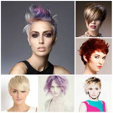 short hairstyles with color short hairstyles color ideas coloring
