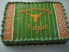 longhorn birthday cake the great cakery pinterest