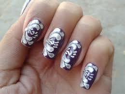 nail art acrylic nail art design forers triangle halloween toe