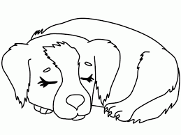 coloring page doggy coloring page color pages of dogs realistic