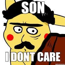 Stare Dad Meme Generator - stare dad pikachu weknowmemes generator