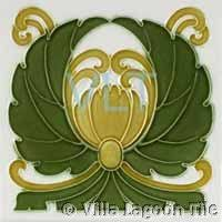 Art Deco Tile Designs Art Deco Decorative Tile Villa Lagoon Tile