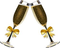new years chagne glasses free images 18 new year s day bottles and glasses of wine or