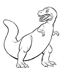 rex coloring coloring