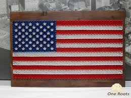 Made In China American Flags String Art American Flag Usa Wall Art Home Decor
