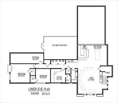 1500 square floor plans 1500 square house plans sq ft custom split level floor plan 3
