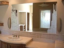 Decorative Mirrors For Bathroom Big Decorative Mirrors Bathroom Cabinet