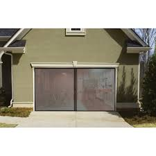 single garage door screen u2014 8ft x 7ft www kotulas com free