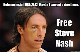Meme Steve - free steve nash memes quickmeme