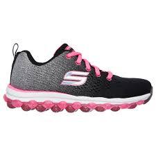 skechers girls u0027 skech air ultra sneakers 3 5 5