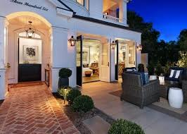 french mediterranean homes homes interiors french doors french doors the living room features
