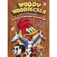 woody woodpecker friends classic collection 3 discs target