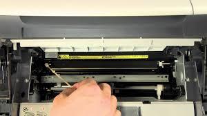 hide printer no printer cartridge u0027 error displays on the printer control panel