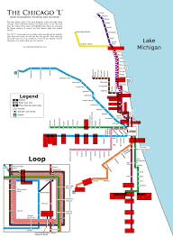 Chicago Train Map by Top 10 Tips On Photographing The Chicago U0027l U0027