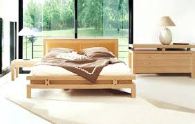 beds wooden beds on antique walnut finish contemporary massive