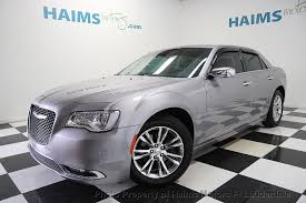chrysler 300 oil light keeps coming on 2015 used chrysler 300 4dr sedan 300c rwd at haims motors serving