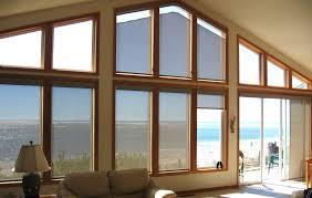 Roller Shades For Windows Designs Window Design Custom Window Treatments